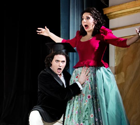 The Barber of Seville at the Polish Royal Opera