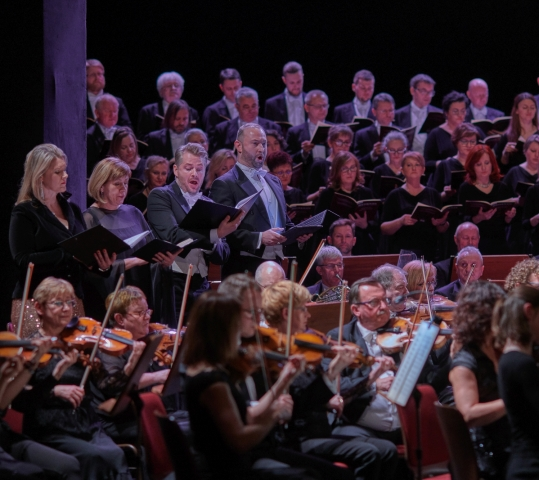 Beethoven's Ninth in Cracow